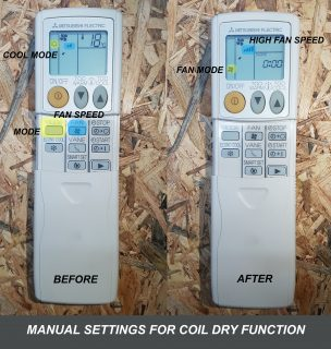 coil-dry-function-remote-settings